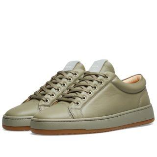 ETQ. Low Top 1 Sneaker (Green)