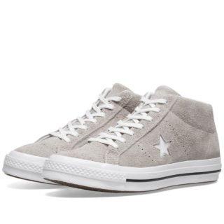 Converse One Star Mid Vintage Suede (Grey)