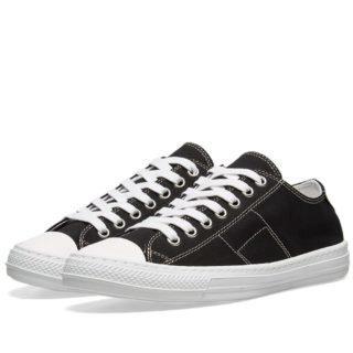Maison Margiela 22 Stereotype Low Sneaker (Black)