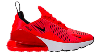 Nike Air Max 270 GS 943345 600 Rood
