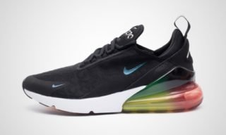 Air Max 270 SE (Zwart/multicolor) Sneaker