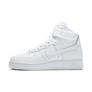Nike Air Force 1 High 08 LE Damesschoen - Wit Wit