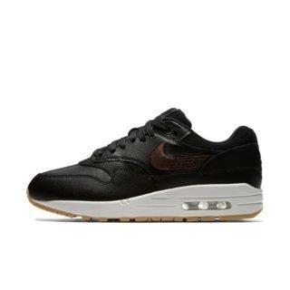 Nike Air Max 1 Premium Damesschoen - Zwart Zwart