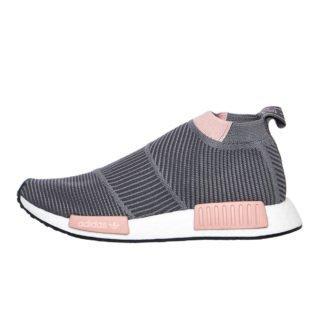 adidas NMD_CS1 Primeknit W (grijs/roze)