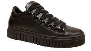 AQA Shoes A4853 (Zwart)