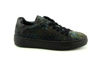 AQA Shoes A5921 (Black)