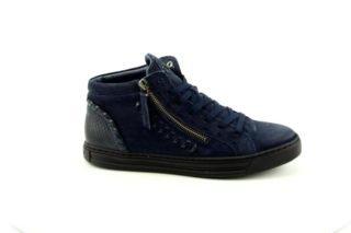 AQA Shoes A5843 (Navy)