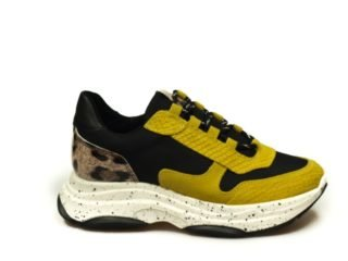 Spm 22429427-06 (Yellow/black/leopard combi)