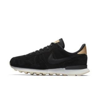 Nike Internationalist Premium Damesschoen - Zwart Zwart
