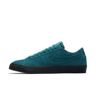 Nike SB Blazer Zoom Low Skateschoen heren - Blauw Blauw