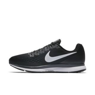 Nike Air Zoom Pegasus 34 Hardloopschoen voor heren - Zwart Zwart
