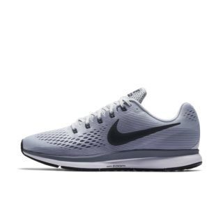 Nike Air Zoom Pegasus 34 Hardloopschoen voor heren - Zilver Zilver