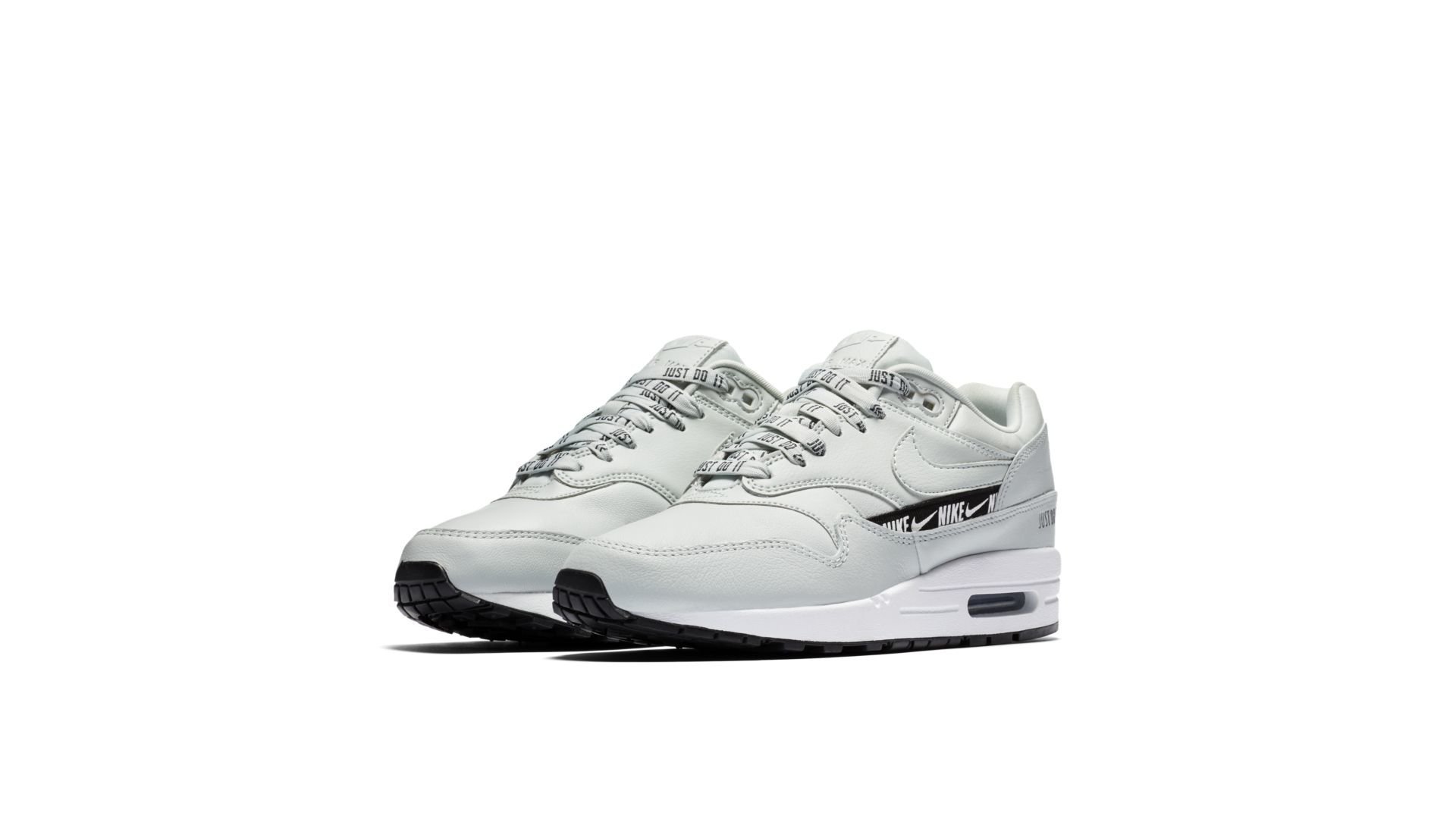 Nike Air Max 1 Just Do It 'Light Silver' (881101 004)