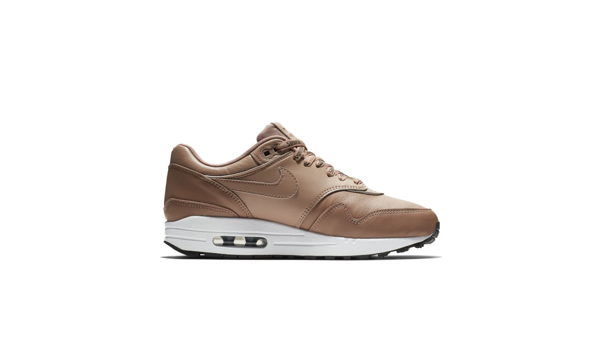 Nike Air Max 1 Just Do It 'Brown' (881101-201)
