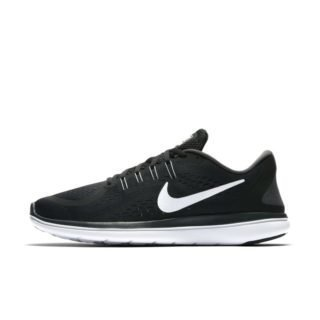 Nike Flex 2017 RN hardloopschoen heren - Zwart Zwart