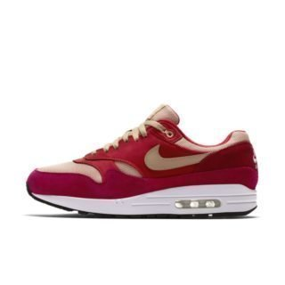 Nike Air Max 1 Premium Retro Herenschoen - Rood Rood