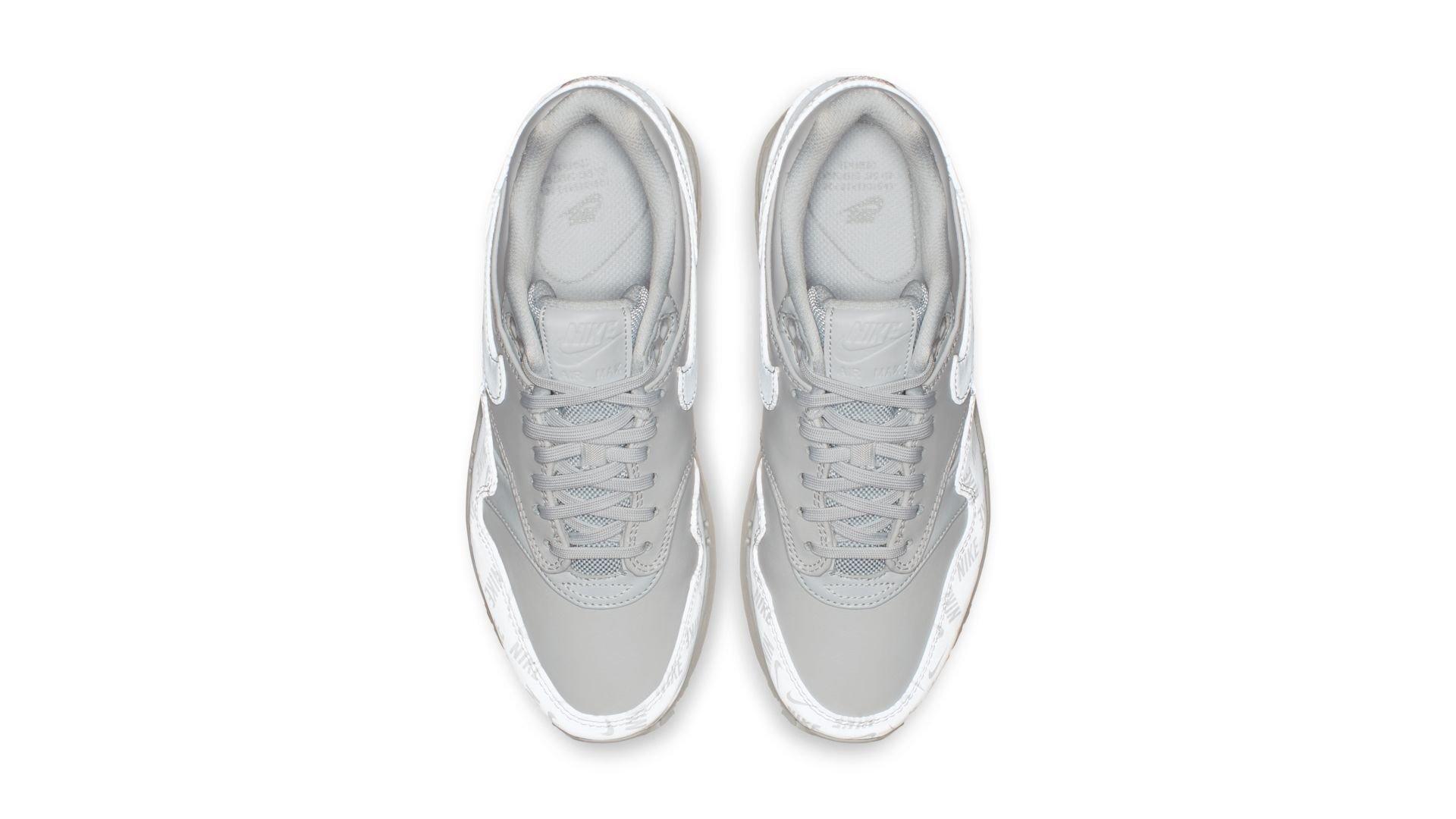 Nike WMNS Air Max 1 LX 'White' (917691-002)