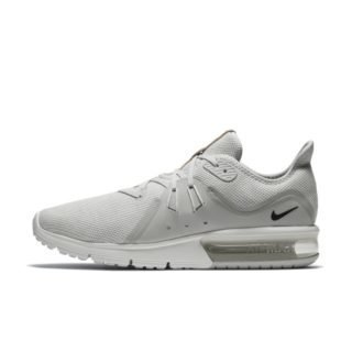 Nike Air Max Sequent 3 Herenschoen - Zilver Zilver