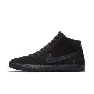 Nike SB Bruin High Skateschoen voor dames - Zwart Zwart