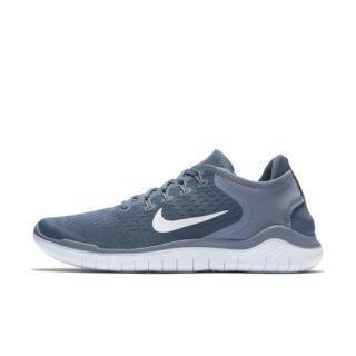Nike Free RN 2018 Hardloopschoen voor heren - Blauw Blauw