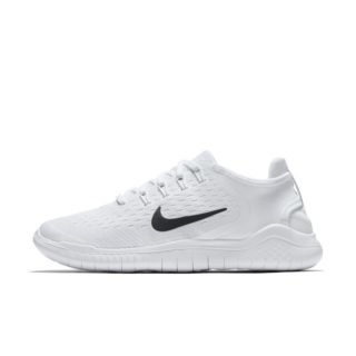 Nike Free RN 2018 Hardloopschoen voor dames - Wit Wit