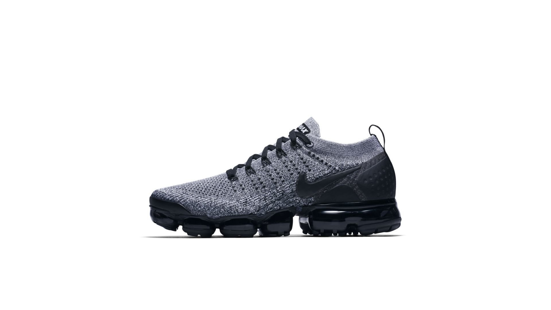 Nike Air Vapormax Flyknit 2 (White / Black – Black) (942842-107)