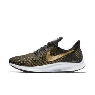 Nike Air Zoom Pegasus 35 Metallic Hardloopschoen voor dames - Zwart Zwart