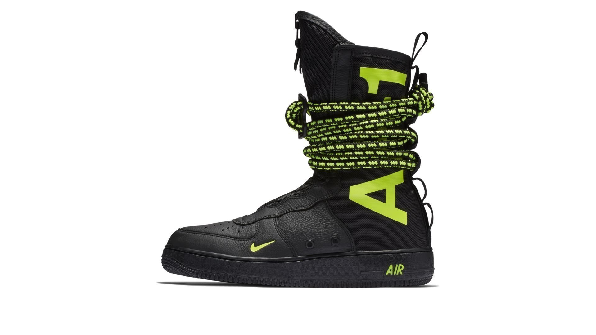 Nike Air Force 1 High SF 'Volt' (AA1128-003)