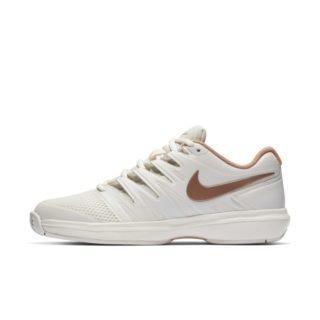 NikeCourt Air Zoom Prestige Hardcourt tennisschoen voor dames - Cream Cream