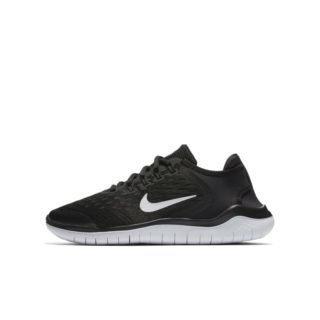 Nike Free RN 2018 Hardloopschoen voor kids - Zwart Zwart