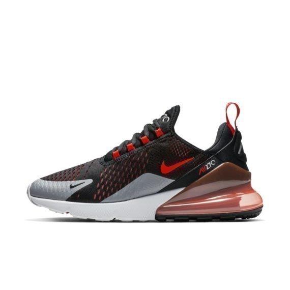 Nike Air Max 270 Herenschoen – Zwart Zwart