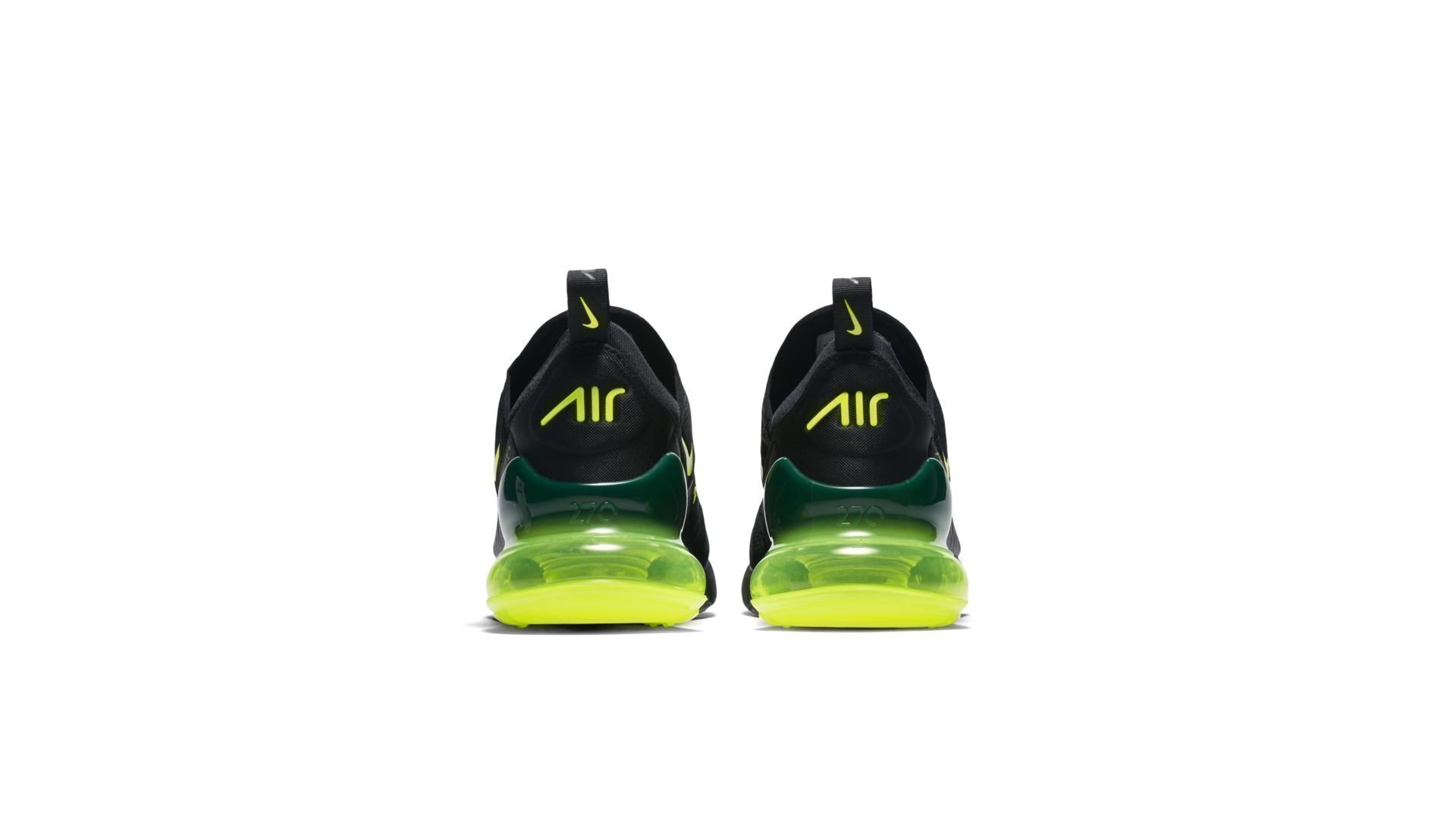 Nike Air Max 270 BlackVolt Black Oil Grey AH8050 017