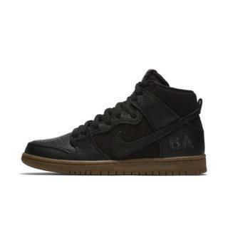 Nike SB Zoom Dunk High Pro Skateschoen heren - Zwart Zwart