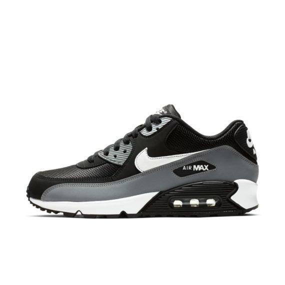 Nike Air Max 90 Essential Herenschoen – Zwart Zwart
