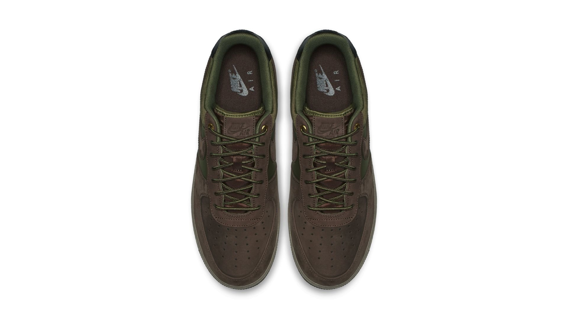 Nike Air Force 1 '07 Premier 'Baroque Brown' (AJ7408-200)