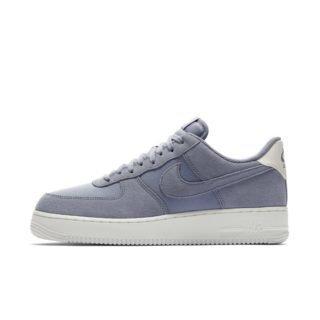 Nike Air Force 1'07 Suede Herenschoen - Grijs Grijs