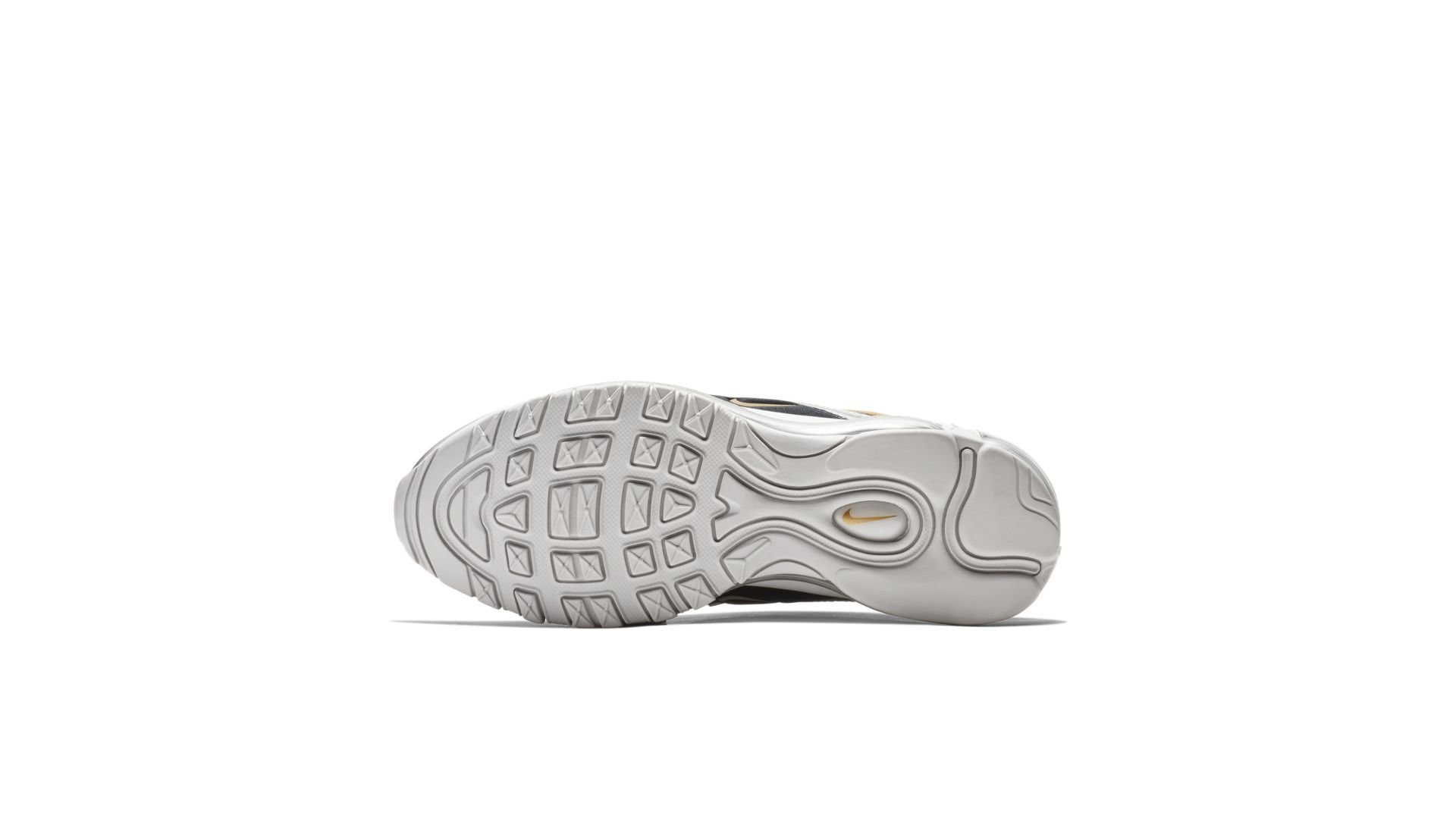 Nike Air Max 97 SE 'Metallic Gold & Silver' (AQ4137-700)