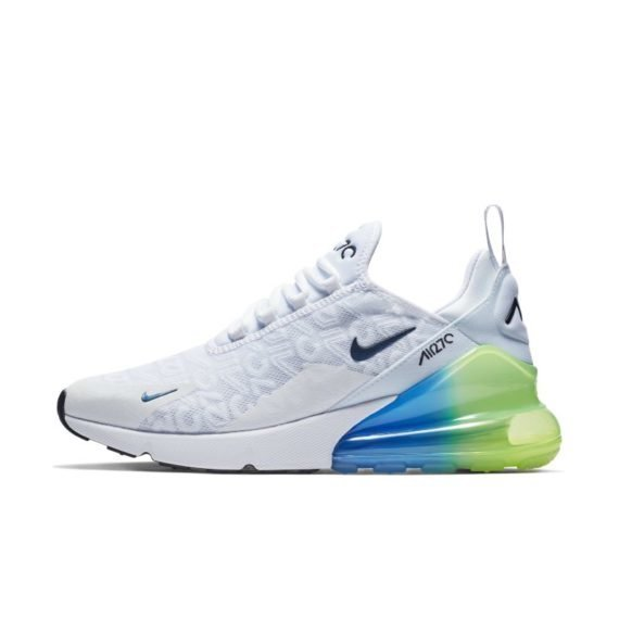 Nike Air Max 270 SE Herenschoen – Wit Wit