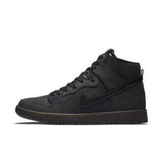 Nike SB Zoom Dunk High Pro Deconstructed Premium Skateschoen voor heren - Zwart Zwart