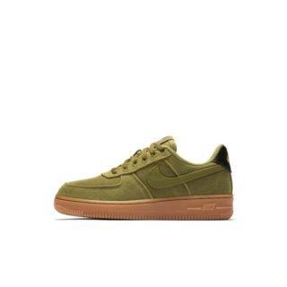 Nike Air Force 1 LV8 Style Kleuterschoen - Olive Olive