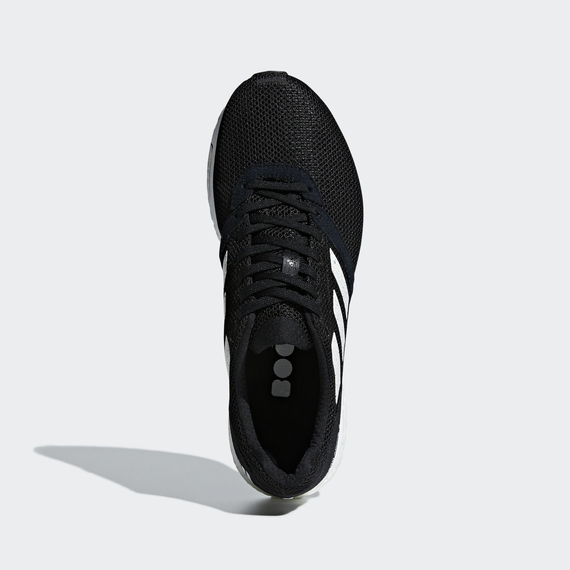Adidas Adizero Adios 4 Core Black / Ftwr White / Core Black (B37312)