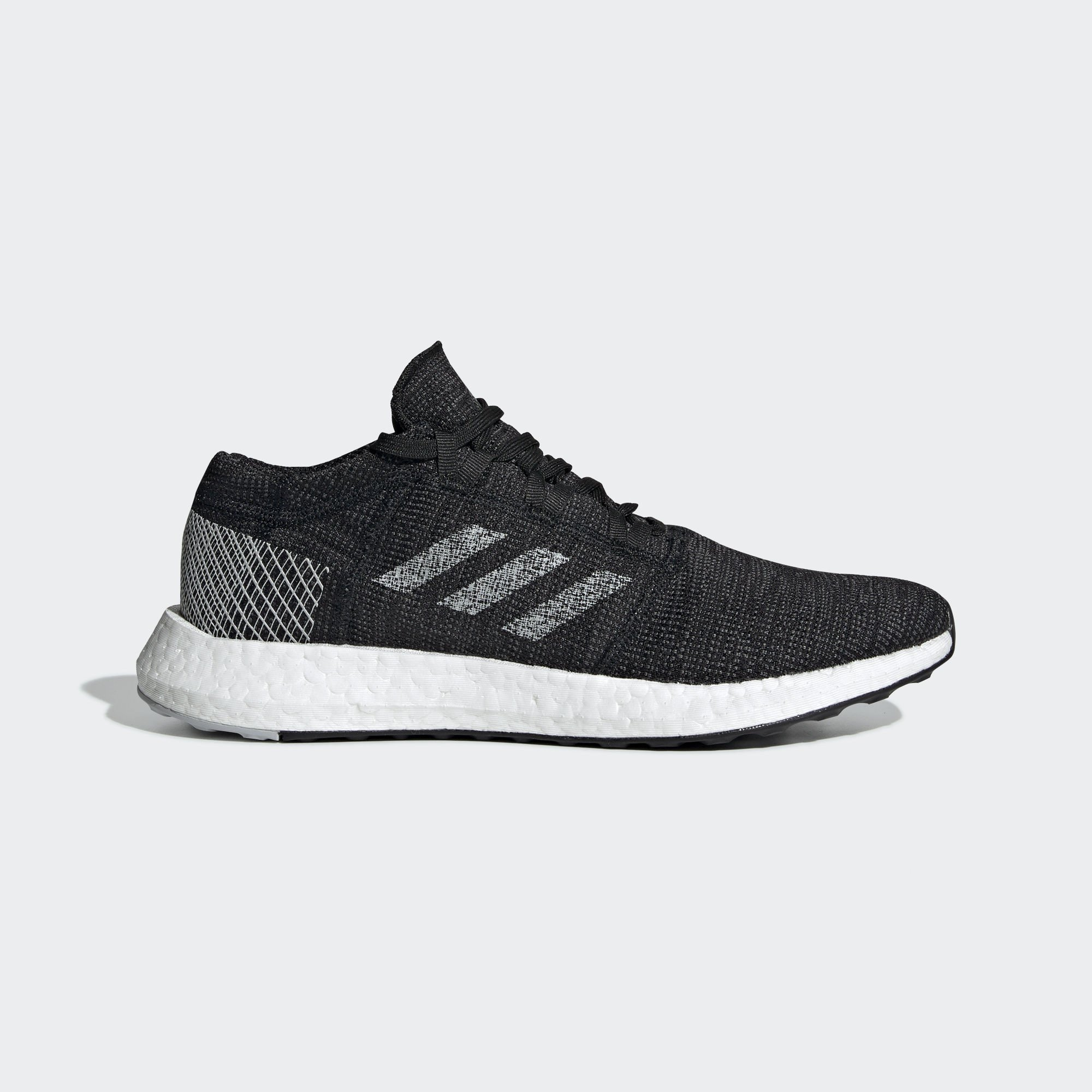 Adidas Pureboost Go Core Black / Grey One / Grey Five (B37803)