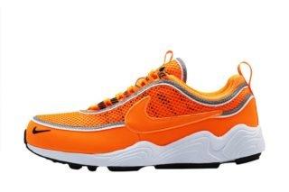 Nike Air Zoom Spiridon '16 SE (oranje/zwart/wit)