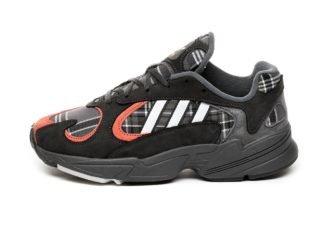 adidas Yung-1 (Dgh Solid Grey / Dgh Solid Grey / Raw Amber)