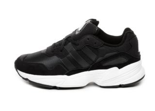 adidas Yung-96 (Core Black / Core Black / Crystal White)