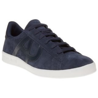 Armani Jeans Cup Sole II Trainers (blauw)
