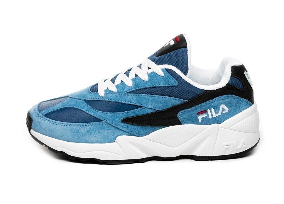 b8ea9532098 FILA Heritage FILA 94 Low (Vista Blue / Mazarine Blue / Black) |  1010671.21H | FILA