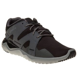 Merrell 1six8 Lace Trainers (zwart)
