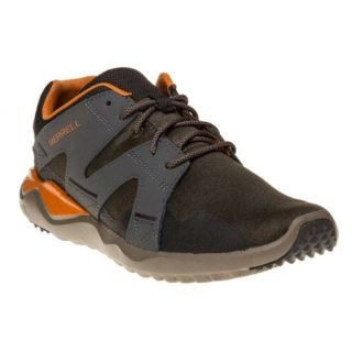 Merrell 1six8 Lace Trainers (groen)