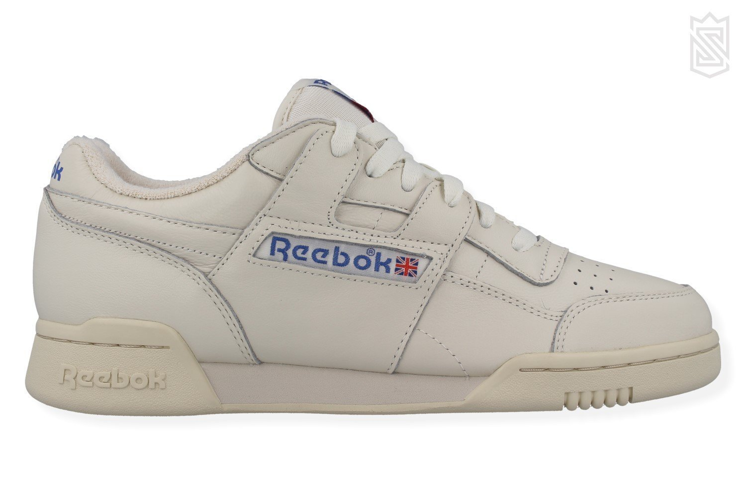 Reebok Workout Plus R12 White | Herren | Sneaker | Save